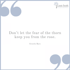 LS quote - Fear by Groucho Marx