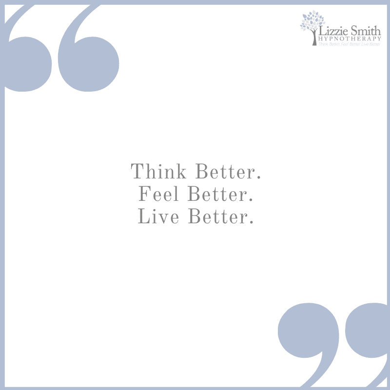 LSH Instagram Quote think better live better