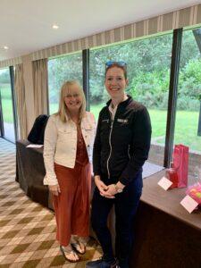 Lizzie Smith & Emma Ballard - Women & Golf Event